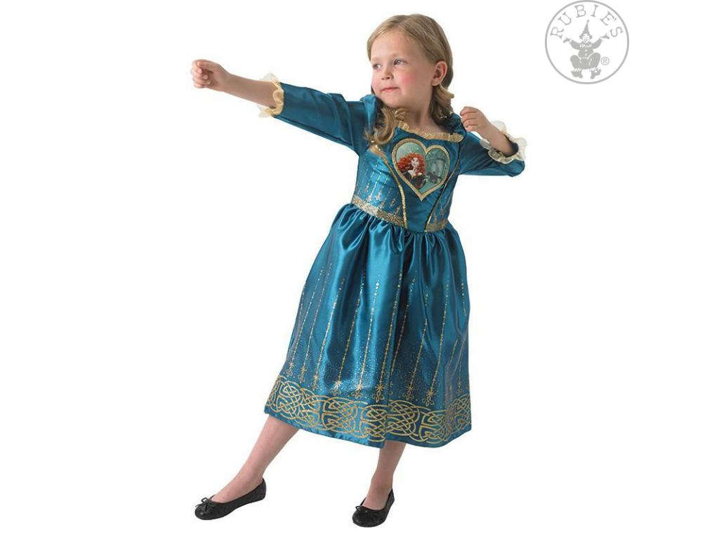 7f788952cd Merida hercegnő lány jelmez