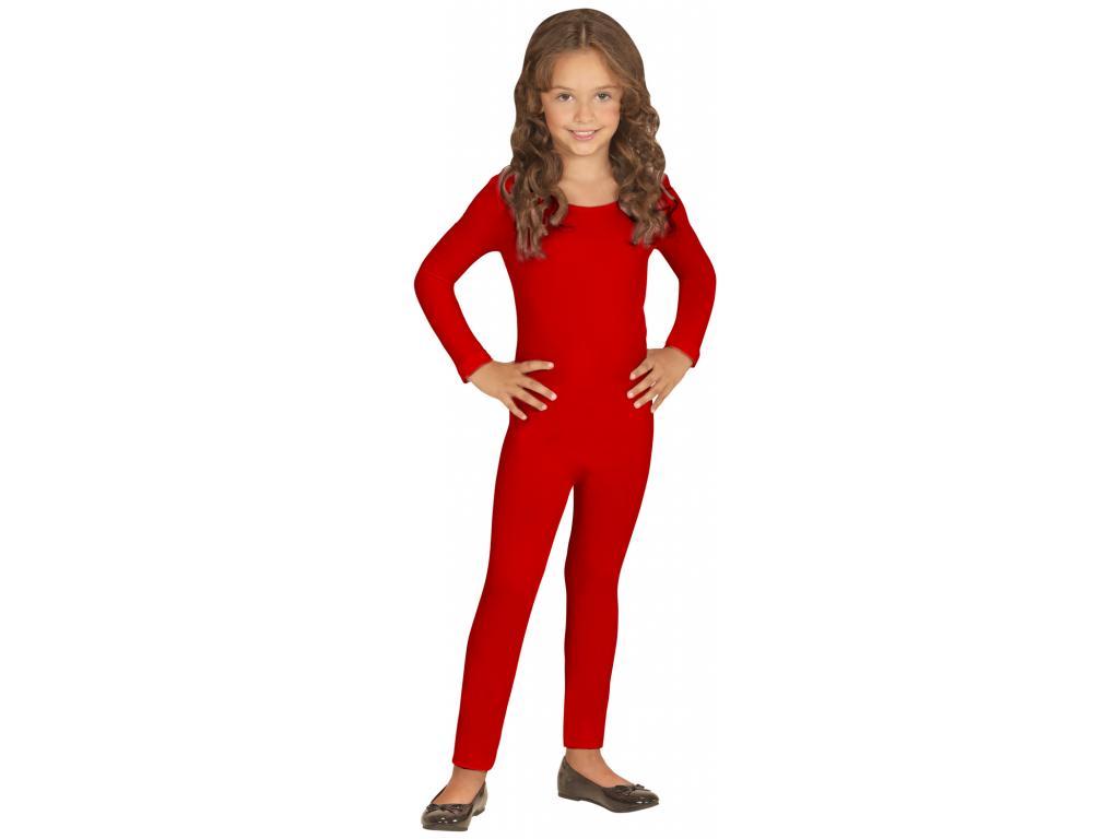 fcde1a60e5 Body kezeslábas lány jelmez piros színben Lányos gyermek jelmezek ...