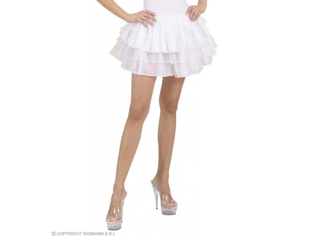 fb087cfc4d Fantázia divatos szoknya fehér női jelmez felnőtt általános mére