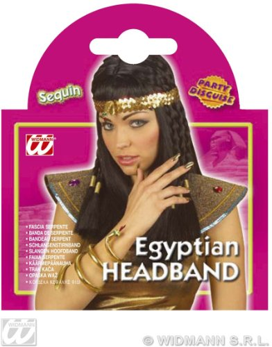 9786f74462 Egyiptomi kígyó fejpánt Egyiptomi kígyó fejpánt