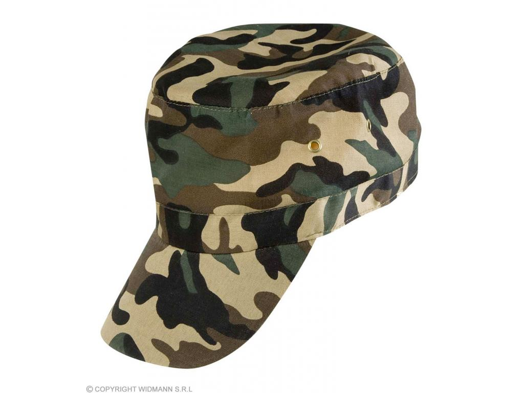 41dbacb811ad Terepmintás katonai sapka kalapok, fejdíszek Minitoys web ruh z