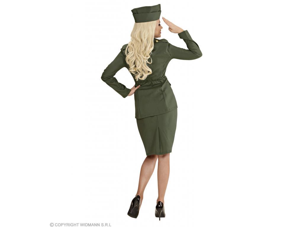Katonai ruha II világháborús női jelmez Minitoys web ruh z 8fbd6f687d