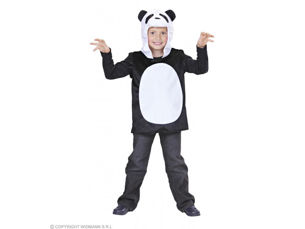 Mellény kapucnival panda unisex gyermek jelmez Unisex gyermek ... ebc549f556