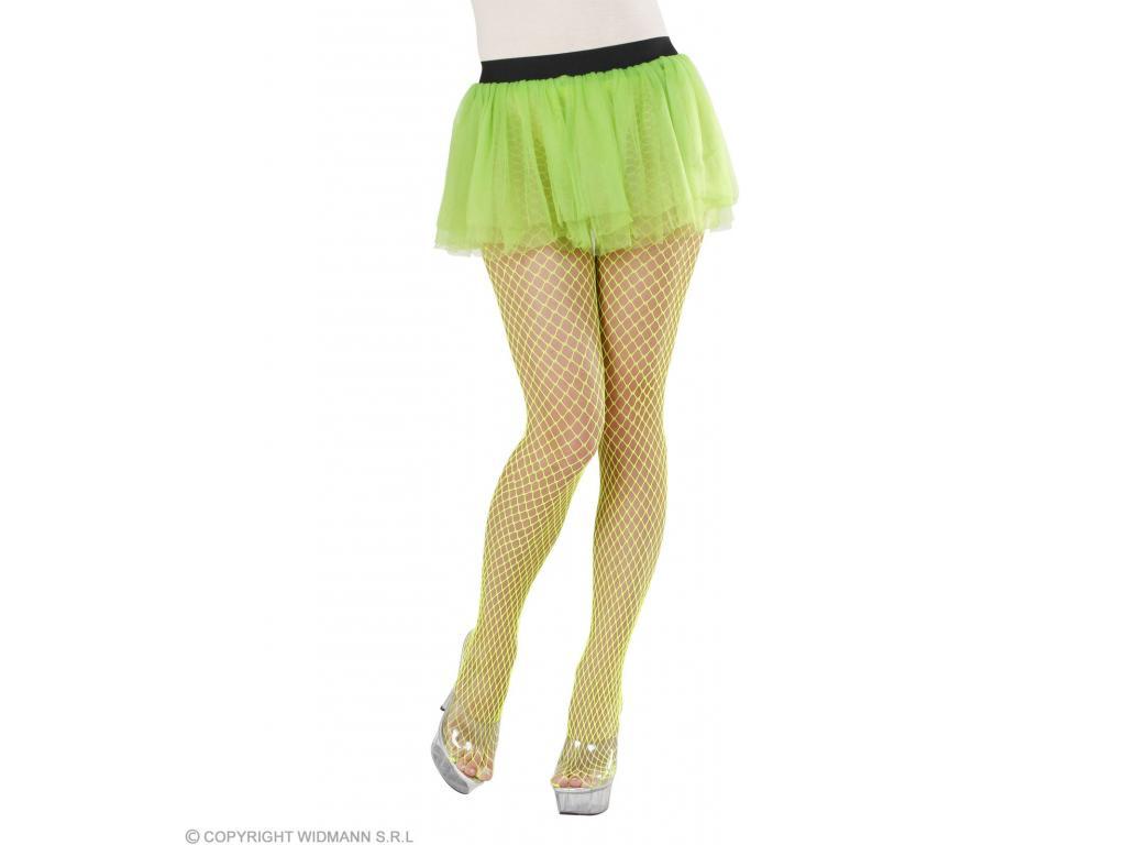 Miniszoknya neon zöld színű női jelmez 8383eb9347