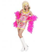 f65ae07785 70-es évek ruhája 3 féle színben női jelmez